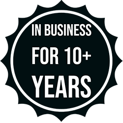 business for 10 years